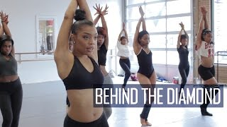 Gambar cover THE KAYLA PITTMAN EXPERIENCE X BEHIND THE DIAMOND