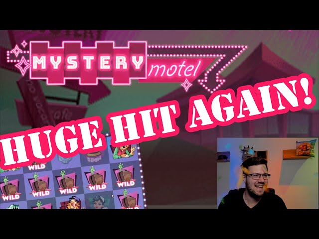 Mystery Motel is OPEN for BIGWINS!!