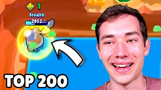 TOP 200 FAILS in BRAWL STARS! 😂