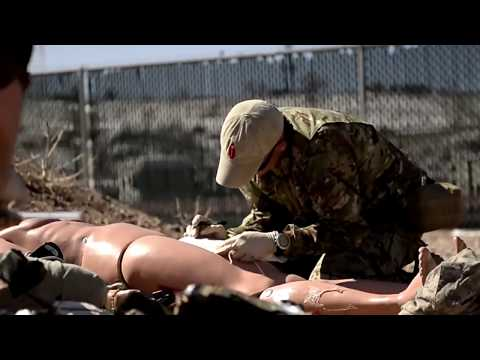 US Army 10th Special Forces Group Airborne Training