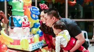 Sebastian&#39s Mickey Mouse Clubhouse 1st Birthday at The Residences at Greenbelt