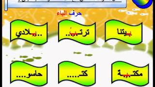 تعلم العربية بالصوت والصورة للأطفال الوحدة 1 من المناهج السعودية Learn Arabic audio & video unit