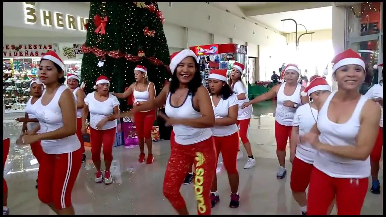Youtube feliz navidad zumba