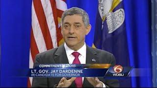 Jay Dardenne Wins #LAGov Debate