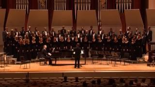 She Walks in Beauty - Baylor Concert Choir