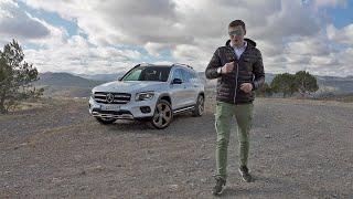 Совсем Некомпактный Мерседес ГЛБ!  Тест-драйв и обзор Mercedes-Benz GLB 2020