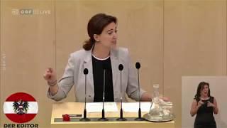 Alma Zadic Liste Pilz Wird Von FpÖ Belästigt | 11.06.2018