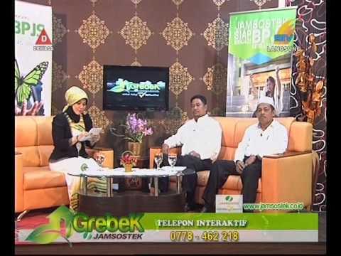 Dialog Grebek Jamsostek Batam TV ( Prog.BPJS Ketenagakerjaan) Batam 1