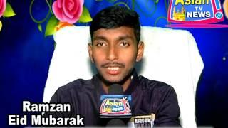 Asian Tv News. RAMZAN MUBARAK FROM ASIAN TV NEWS M.D. SHAIKH ANWAR