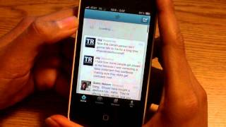 Twitter 4.0 for iPhone Overview