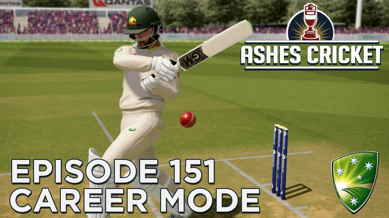 Ashes Cricket Career Mode 151 Retaining The Ashes