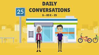 Learn English Conversation - 25 (Season - 05) | Daily English Conversations | Fluent English