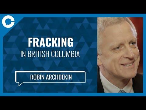 Geoscience BC Robin Archdekin: Fracking in British Columbia