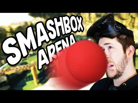 Smashbox Arena Gameplay - Multiplayer VR Dodgeball! - Let's Play Smashbox Arena