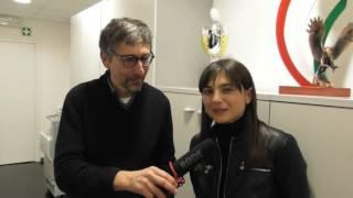 Debora Serracchiani visita la LCFC