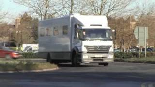 Hope For Tomorrow : Second Mobile Chemotherapy Unit Promotional Video - UK National Cancer Charity