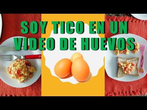 Soy Tico Un Video De Huevos Con Receta Incluida
