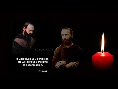 Lessons from my Favourite Saints: St. Padre Pio of Pietrelcina