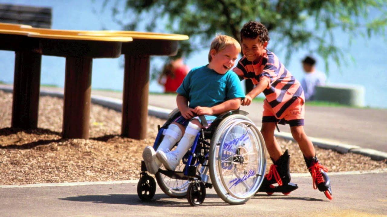 Дети здоровые и инвалиды картинки