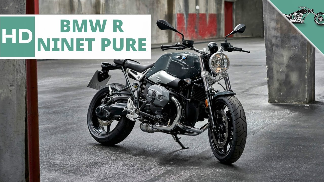 bmw r ninet pure youtube. Black Bedroom Furniture Sets. Home Design Ideas