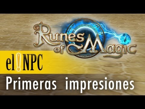 Runes of Magic Latinoamérica gameplay – Primeras Impresiones