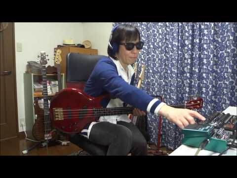 [Retry!!] Quiet Life / Japan (Bass Cover) R.I.P. Mick Karn