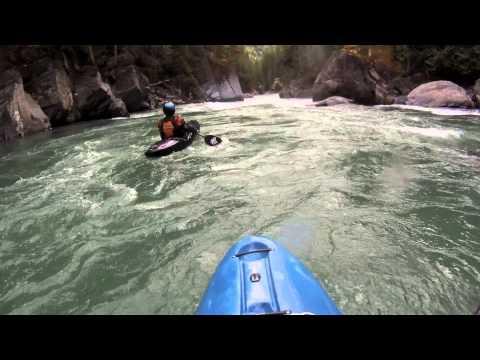 fraser river kayak