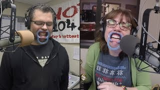 Mouth Guard We Wish You a Merry Christmas - Andy and Tasha Ruin Christmas Songs
