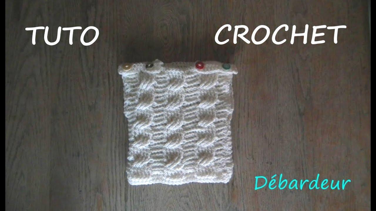 Tuto Crochet Comment Faire Un Debardeur Bateau
