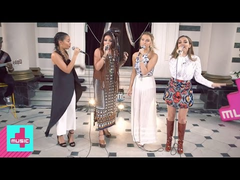 Little Mix - How Ya Doin' (Live acoustic)