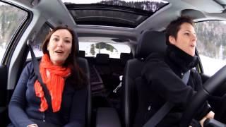 Suzuki Xpedition 2013: Der neue Suzuki SX4 S-Cross heizt dem Winter ein