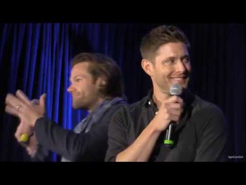 Giving the Sex Talk to to their Kids - Jared and Jensen - Montreal Con