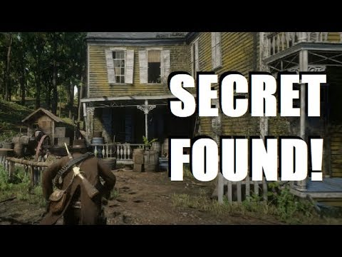 New HIDDEN SECRET Found at the Mutant Creature House in Red Dead Redemption 2! thumbnail