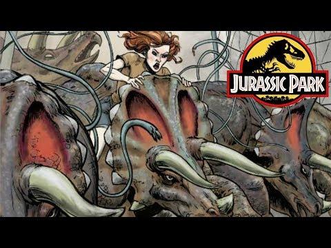 The Assault On Jurassic Park - Dangerous Games - Jurassic Park Comics - Part 4