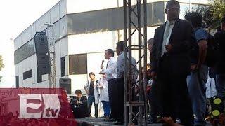 Osorio Chong se reúne con estudiantes del IPN / Vianey Esquinca