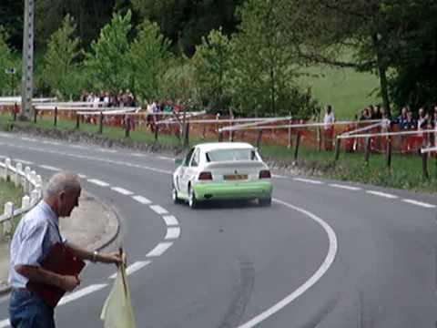 course de cote la membrolle 2010 vue par hugo
