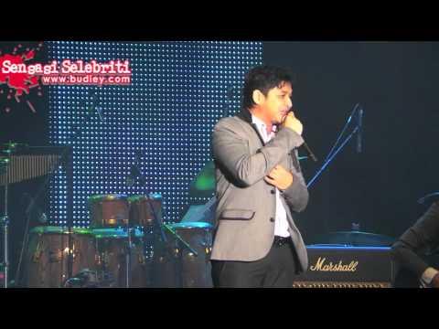 Ungu - Cinta Dalam Hati di Konsert Mega Bintang