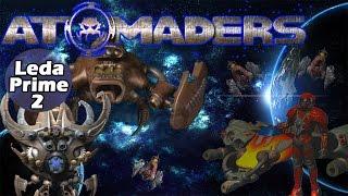 Atomaders - Leda Prime 2 (END)