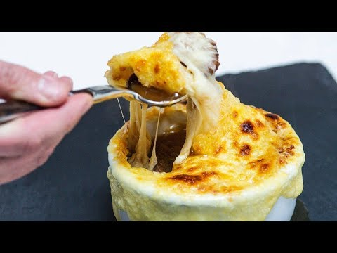 French Onion Soup By Chef Ludo Lefebvre
