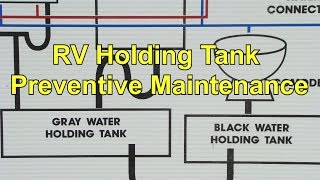 RV Holding Tank Preventive Maintenance