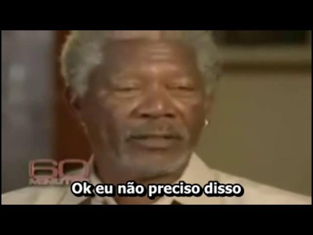 Morgan Freeman Disse Uma Frase Contra O Dia Da Consciência Negra