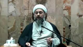 أمير المؤمنين عليه السلام والدنيا - الشيخ عبدالله دشتي