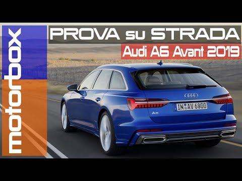 Nuova Audi A6 Avant 2018   La station wagon definitiva, in attesa della RS6 2019