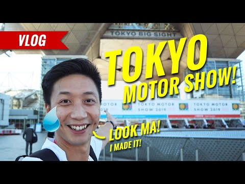 2019 Tokyo Motor Show's Funkiest & Most Exciting Displays - AutoBuzz.my