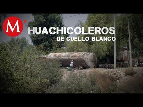 Huachicoleros de Cuello Blanco /Especiales Milenio