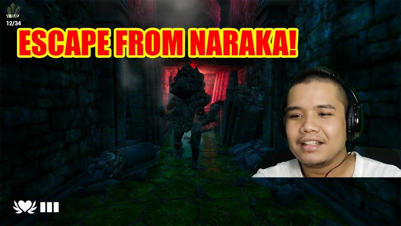 Escape From Naraka! Game Indonesia Masuk Steam!