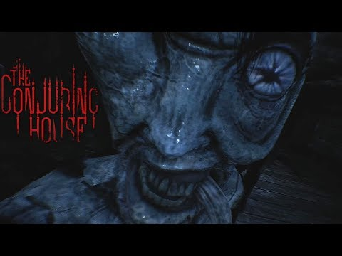 Horror Games On Halloween - The Conjuring House Part 1