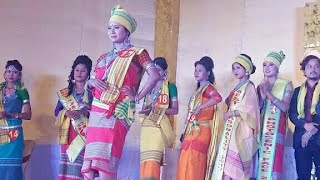 Rajbanshi Fashion Hunt Siliguri 2017 part-1