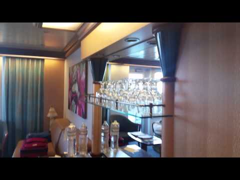 Carnival Magic Ocean Suite 7272