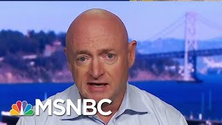 Captain Mark Kelly: House Set To Vote On Bill To Expand Gun Rights | Velshi & Ruhle | MSNBC